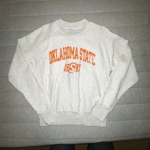Oklahoma State University sweatshirt